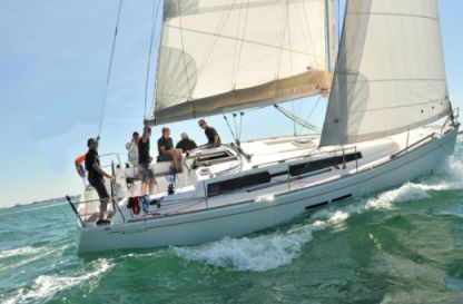 Rental Sailboat Dufour Yachts Sas Dufour 375 Grand Large Hyères