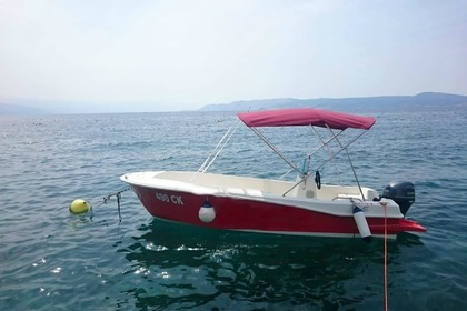 Hire Motorboat Bakan 5 Selce