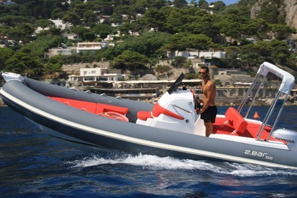 Location Semi-rigide 2bar 6.20 Speedy Boat Positano