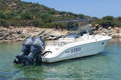 Hire Motorboat Sessa Marine Key Largo 25 Saint-Florent