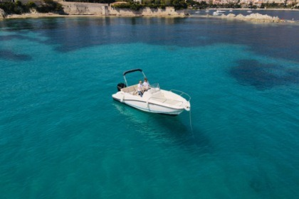Hire Motorboat Quicksilver Activ 605 Open Saint-Jean-Cap-Ferrat