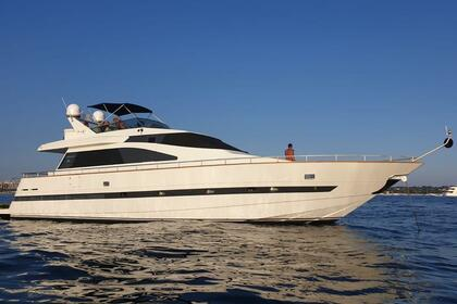Location Yacht Tecnomarine T62 Antibes