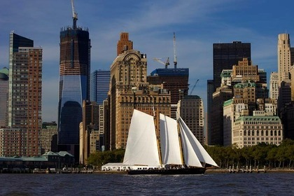 Charter Sailing yacht Luxury yacht 105 New York