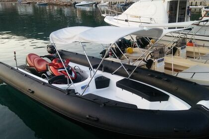 Hire RIB Custom Made JET SKI RIB Sifnos