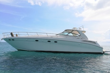 Rental Motorboat SEA RAY 510 SUNDANCER Fajardo