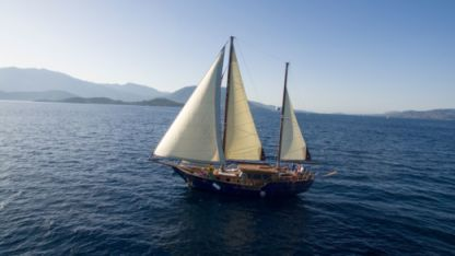 Location Voilier Wooden Sailing Cruiser Corfou