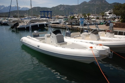 Location Semi-rigide FANALE MARINE Falchettu 680 Lumio
