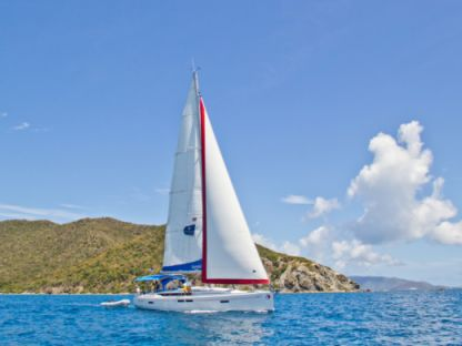 Rental Sailboat Sunsail 47 Marina
