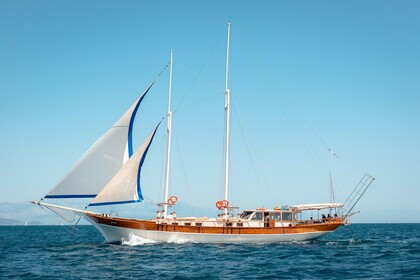 Location Yacht Special Traditional Gulet Dona Split