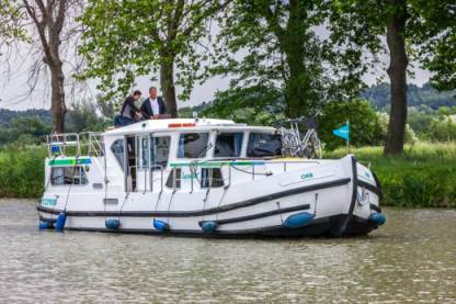 Verhuur Motorboot Locaboat Penichette 1180 Flying Bridge Loosdrecht