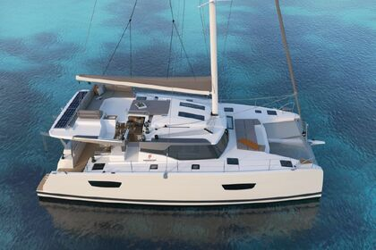Hire Catamaran Fountaine Pajot Astrea 42 O.V. with watermaker Antigua and Barbuda