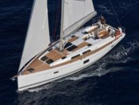Sailboat Hanse 455 for rental
