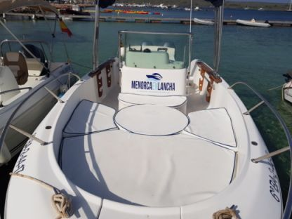 Miete Motorboot Sessa Key Largo 22 Menorca