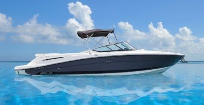 Rental Motorboat Sea Ray 270 Mallorca