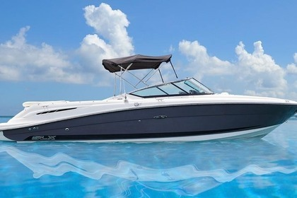 Hire Motorboat SEA RAY 270 Mallorca
