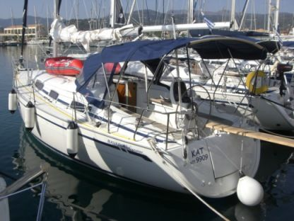 Rental Sailboat Bavaria 34 Cruiser lefkas