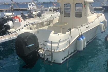 Hire Motorboat Quicksilver 640 PH Messina