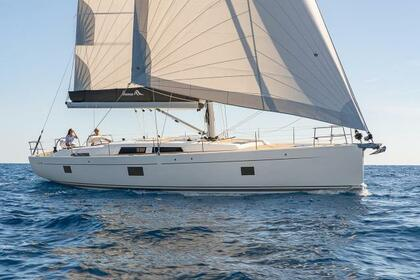 Hire Sailboat Hanse Hanse 508 Laurium