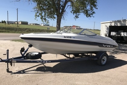 Rental Motorboat Valiant VIP Twin Lakes