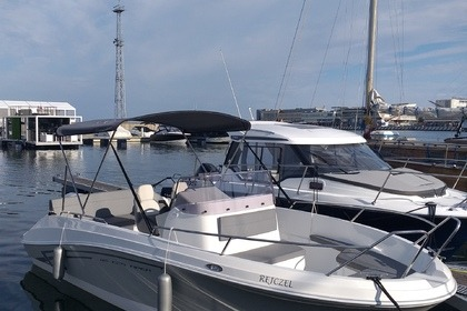 Rental Motorboat AM YACHT AM 625 OPEN Gdynia
