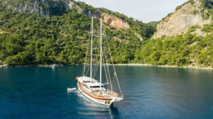 Charter Sailing yacht Custom Made Holiday X Fethiye