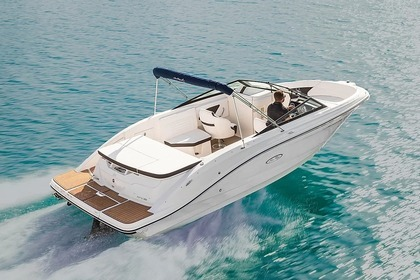 Charter Motorboat Sea Ray 230 Spx Dongo