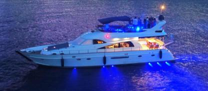 Rental Motorboat Special 2008 İstanbul