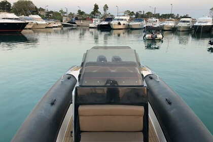 Hire RIB Great Faethon 9,5 Paros