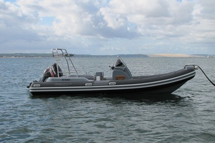 Hire RIB NAUTICA LED 680 GS Hendaye