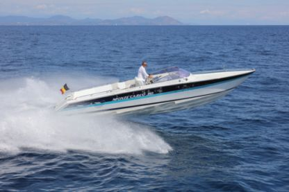 Alquiler Lancha Off-Shorer Monte Carlo 30 Cannes