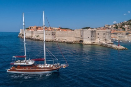 Rental Sailing yacht Traditional Gulet Dolin Trogir