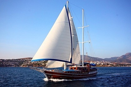 Hire Sailboat Bodrum Gulet segelboot Bodrum