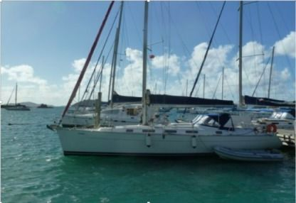 Charter Sailboat Beneteau Cyclades 39.3 Heraklion