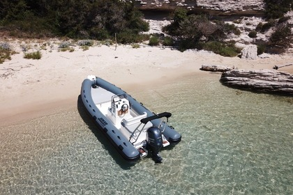 Location Semi-rigide Joker Boat Clubman 21 Bonifacio