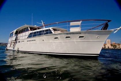 Charter Motorboat Pacemaker 63-foot Pacemaker Motor Yacht San Diego