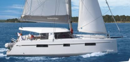 Rental Catamaran Nautitech 40 Open Kotor
