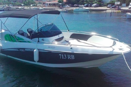 Hire Motorboat Galia 630 Rab