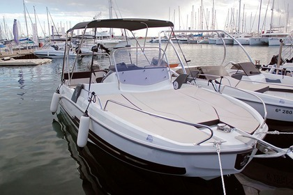 Rental Motorboat BENETEAU Flyer 6.6 SunDeck