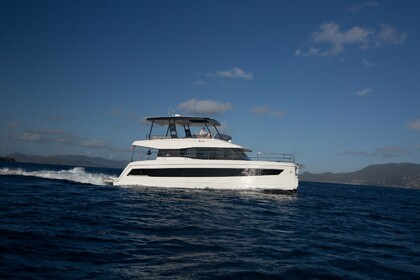 Charter Catamaran Fountaine Pajot MY 44 Maestro (48ft) Tortola