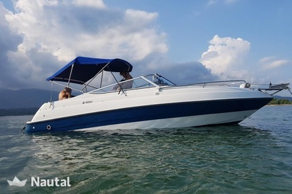 Rental Motorboat Four Winns 230 Fos-sur-Mer