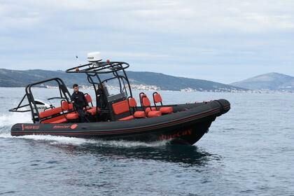 Rental RIB Highfield Patrol 860 Split