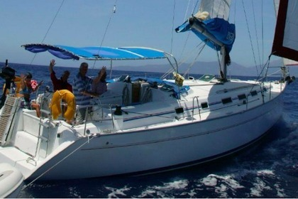 Hire Sailboat BENETEAU Cyclades 43.4 Volos