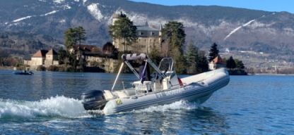 Location Semi-rigide Zodiac Pro Open 550 Doussard