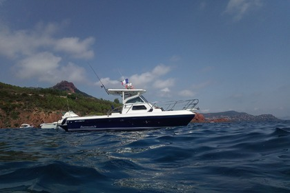 Rental Motorboat Polyform Barracuda C24 Mandelieu-La Napoule