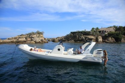 Rental RIB Nuova Jolly Prince 25 Cogolin