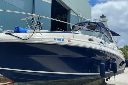 Hire Motorboat SUNDANCER SEA RAY 320 Hollywood