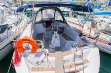 Sailboat Jeanneau Sun Odyssey 36I for rental