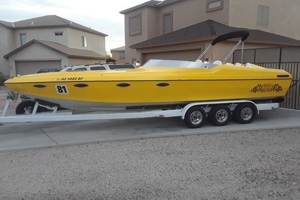 Charter Motorboat DJ Doubt It 28 Fort McDowell