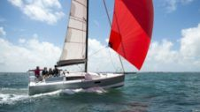 Sailboat Pogo Structures 30 for hire