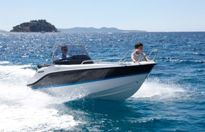 Charter Motorboat Quicksilver 455 Open Altea